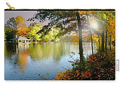 Autumn At Tilley Pond Carry-all Pouch