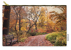 Autumn Azalea Garden Carry-all Pouch