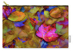 Autumn Breeze Carry-all Pouch by Paul Wear
