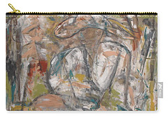 Autumn Breeze Carry-all Pouch by Trish Toro