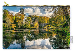 Autumn Bridge Carry-all Pouch by Adrian Evans