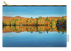 Autumn By The Lake Carry-all Pouch