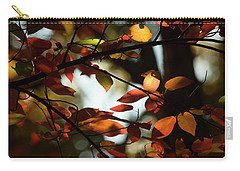 Autumn Changing Carry-all Pouch by Mike Eingle