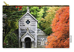 Autumn Chapel Carry-all Pouch by Betty Denise