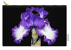 Autumn Circus Iris Carry-all Pouch