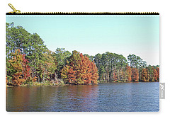 Autumn Color At Ratcliff Lake Carry-all Pouch