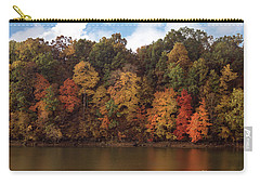 Autumn Color In The Ozarks, Southwest Missouri Usa Carry-all Pouch