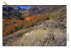 Autumn Colors At Mcgee Creek Canyon In The Eastern Sierras Carry-all Pouch
