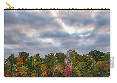 Autumn Colors At The Lake Carry-all Pouch