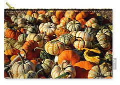 Autumn Colors Carry-all Pouch by Barbara Bardzik