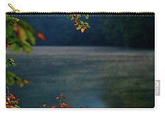 Carry-all Pouch featuring the photograph Autumn Colors by Okan YILMAZ