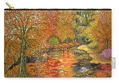 Autumn Colours Carry-all Pouch