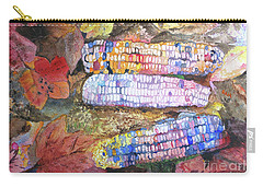 Autumn Corn Carry-all Pouch