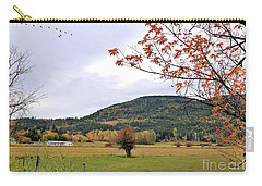 Autumn Country View Carry-all Pouch