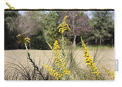 Carry-all Pouch featuring the photograph Autumn  by Debra Forand