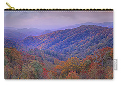 Autumn Deciduous Forest Great Smoky Carry-all Pouch
