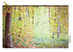 Autumn Dreams Carry-all Pouch by Melanie Alexandra Price