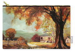 Autumn Dreams Carry-all Pouch