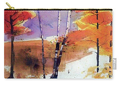Autumn Carry-all Pouch by Ed Heaton