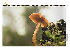 Carry-all Pouch featuring the photograph Autumn Essence by Crystal Hoeveler