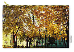 Autumn Festival Of Colors Carry-all Pouch