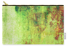 Autumn Forest Mist - Pastel Abstract Landscape Art Carry-all Pouch