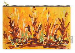 Autumn Garden Carry-all Pouch