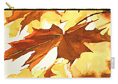 Autumn Greeting Carry-all Pouch