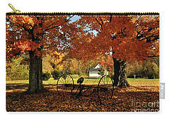 Autumn Hush Carry-all Pouch by Diane E Berry