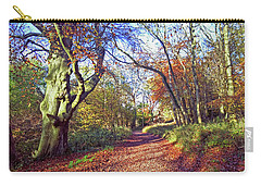 Autumn In Ashridge Carry-all Pouch