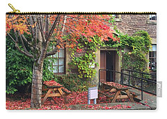 Autumn In Dunblane Carry-all Pouch