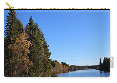 Autumn In Europe  Carry-all Pouch