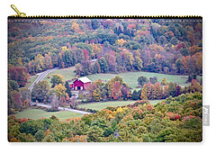 Autumn View, Mohonk Preserve Carry-all Pouch