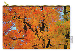 Carry-all Pouch featuring the photograph Autumn In Southern Ontario by Gary Hall