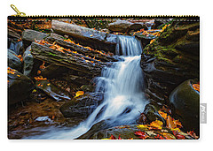 Autumn In The Catskills Carry-all Pouch by Rick Berk