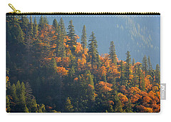 Autumn In The Feather River Canyon Carry-all Pouch