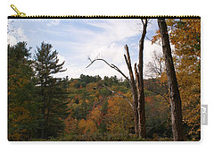 Autumn In The Hills Carry-all Pouch by Lois Lepisto
