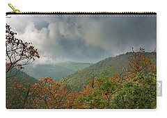 Autumn In The Ilsetal, Harz Carry-all Pouch