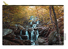 Autumn In The Mountains Carry-all Pouch by Rebecca Davis