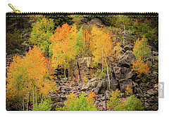 Autumn In The Uinta Mountains Carry-all Pouch