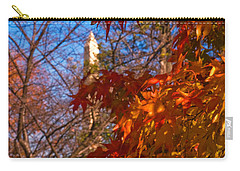 Autumn In Washington Carry-all Pouch