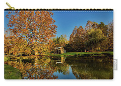 Autumn In West Virginia Carry-all Pouch by L O C