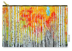Autumn Carry-all Pouch by Jackie Carpenter