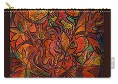 Autumn Kokopelli Carry-all Pouch