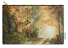 Autumn Lane Carry-all Pouch