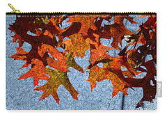 Autumn Leaves 20 Carry-all Pouch
