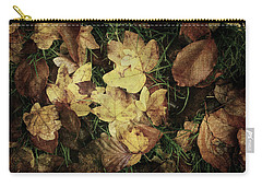 Autumn Leaves Are Falling Down... Carry-all Pouch