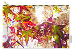 Autumn Leaves Experiment 2 Carry-all Pouch