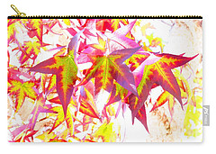 Autumn Leaves Experiment Carry-all Pouch