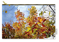 Autumn Leaves In Bellingham Carry-all Pouch